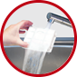 Washable HEPA Filtration