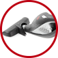 Up to 30 minutes of cordless cleaning